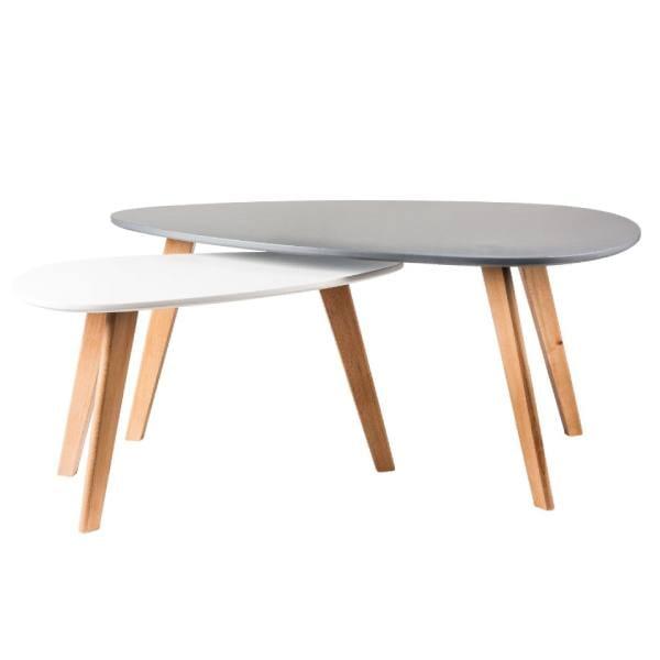 שולחן סלון דגם רקפת